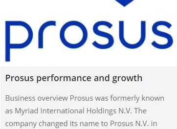 Prosus performance and growth
