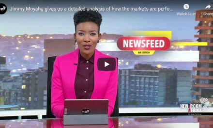 Jimmy Moyaha gives us a detailed analysis of how the markets are performing in early trade