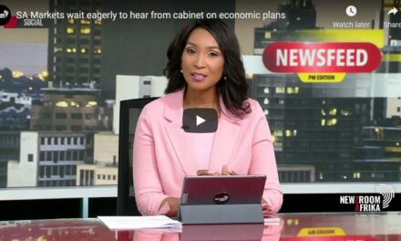 SA Markets wait eagerly to hear from cabinet on economic plans