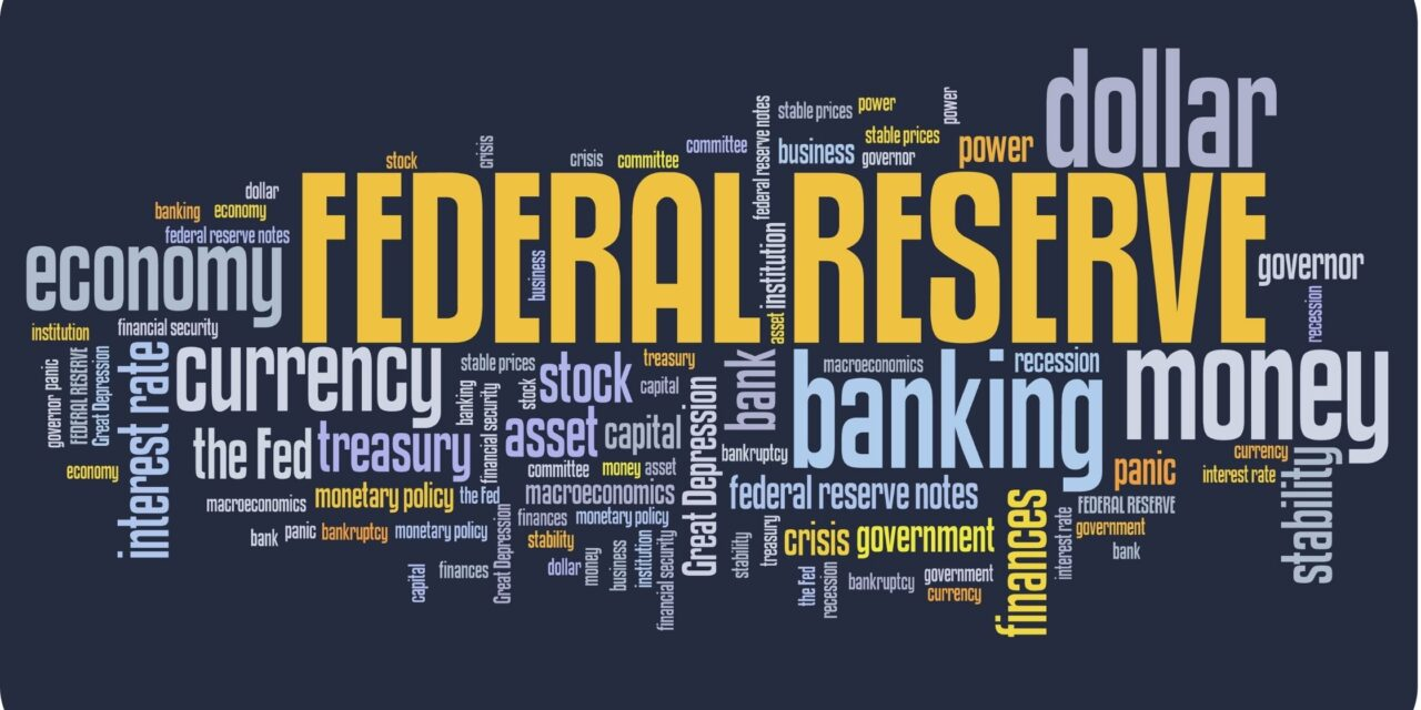 Federal Reserve taking centre stage