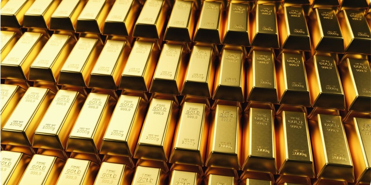 Gold to the upside?? How high could we go…