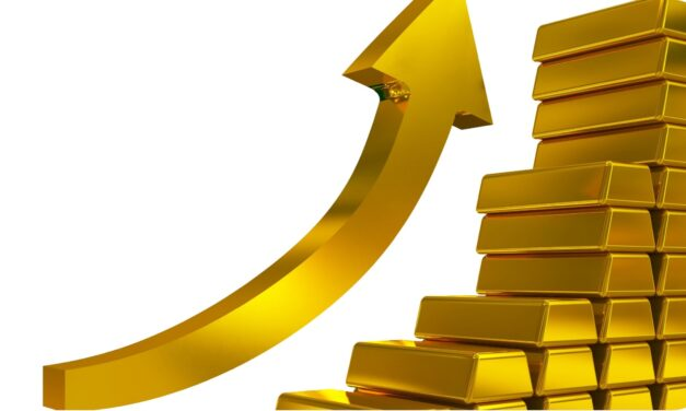 Gold surges to highest level since Feb, Where to next?