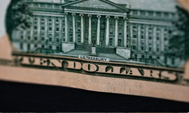 US GOVERNMENT POISED TO RUN OUT OF CASH? THAT IS ACCORDING TO A WARNING BY TREASURY SECRETARY YELLEN
